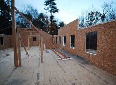 structural insulated panel supplier - Westport, Fairfield, Stamford, Greenwich, Danbury CT - SIP Building Solutions