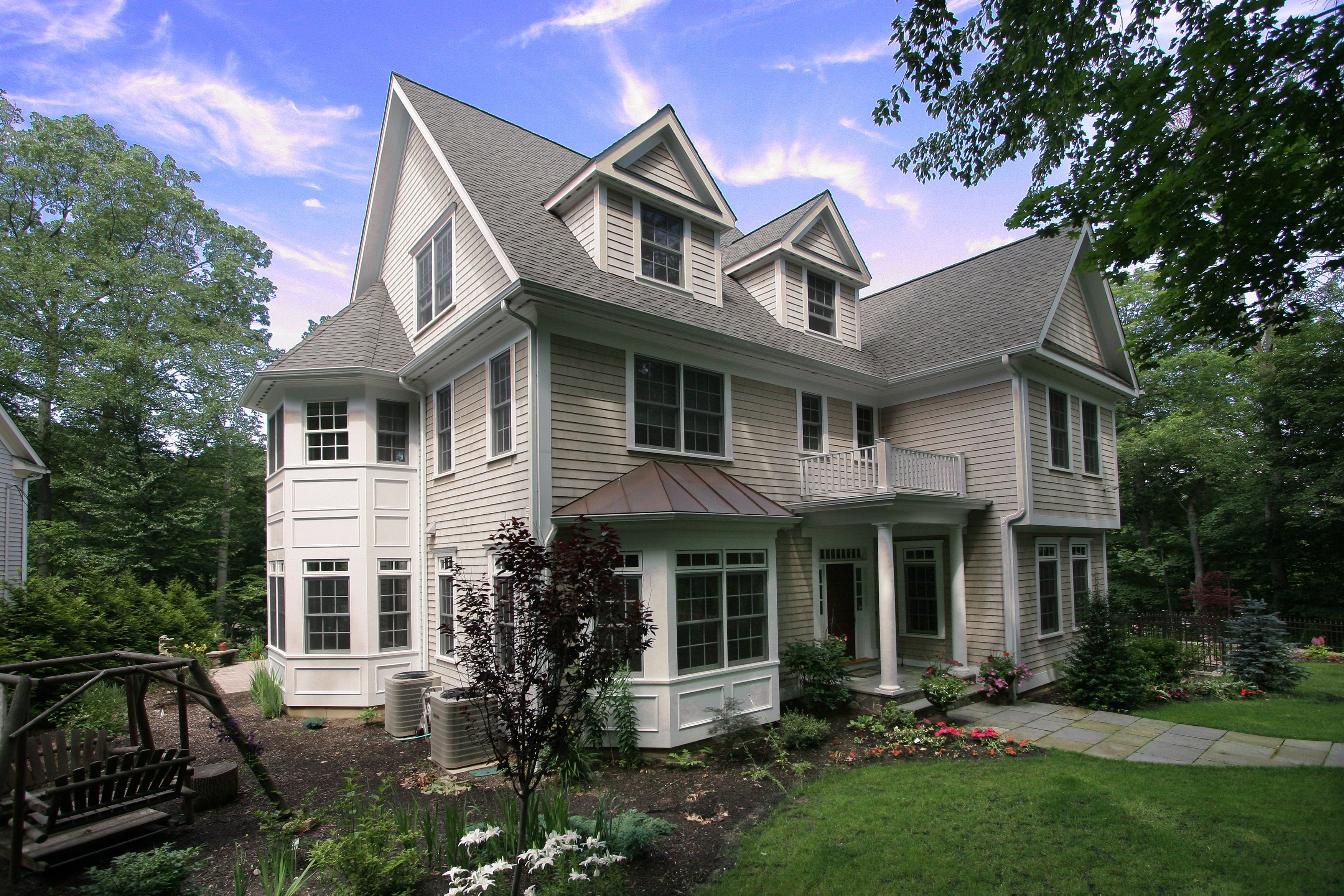 high performance home - Westport, Fairfield, Stamford, Greenwich, Danbury CT - SIP Building Solutions