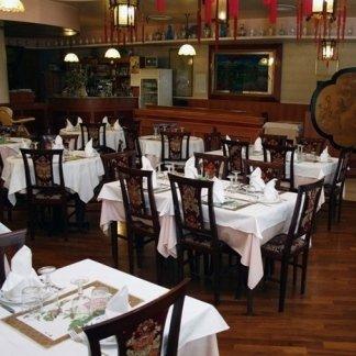 interno ristorante cinese