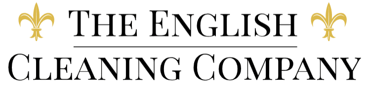 THE ENGLISH CLEANING CO company logo