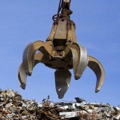 demolizione rottami