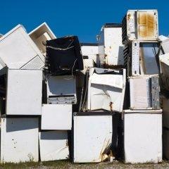 riciclaggio rifiuti RAEE
