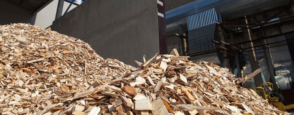 Servizi trucioli e biomasse