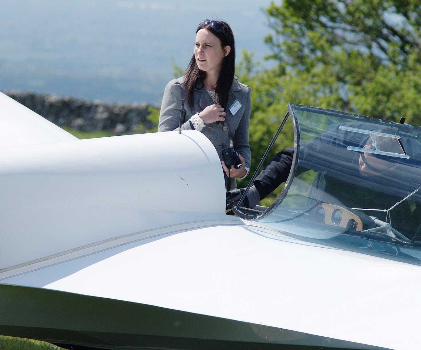 Mendip gliding trial lessons