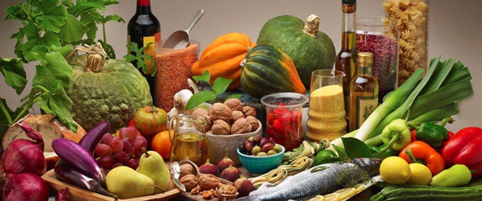 Frutta e verdure alla Casa di riposo Home Garden a Palermo