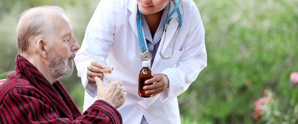 Assistenza infermieristica alla Casa di riposo Home Garden a Palermo