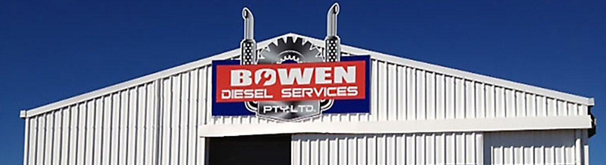 Bowen Diesel services workshop