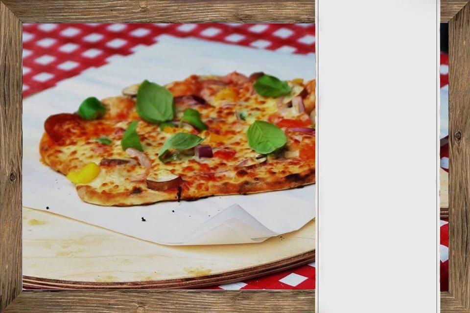 Nonnina's oven pizza