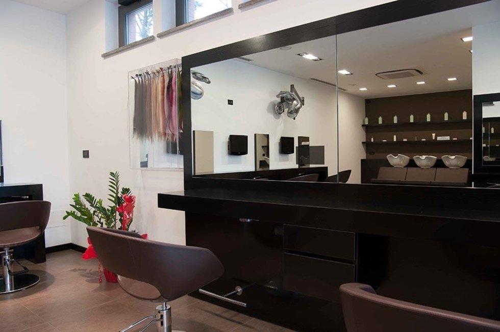 Salone parrucchieri di lusso Perugia