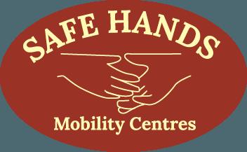 Safe Hands Mobility Centres logo