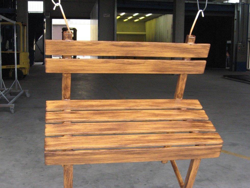 effetto legno
