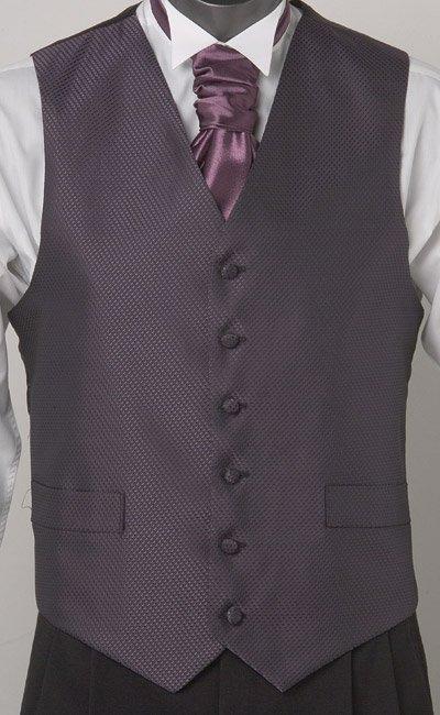 Violet vest
