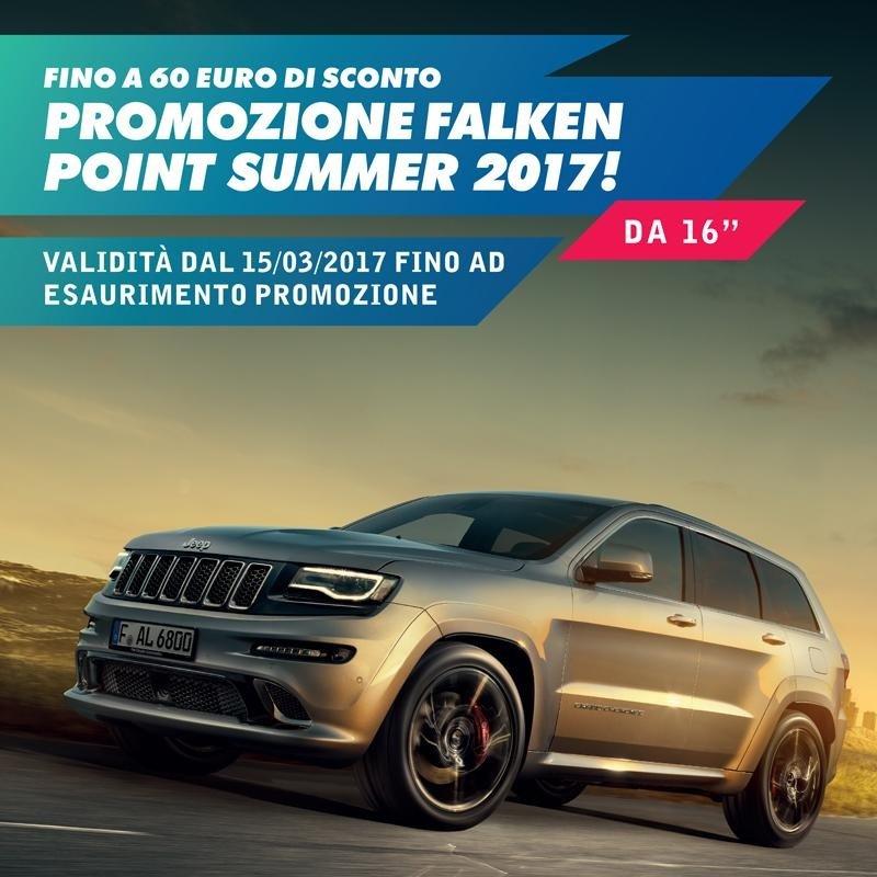 Falken Promo Summer 2017