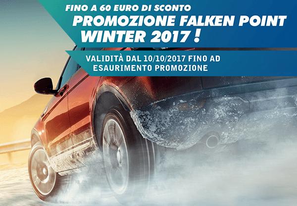 Falken Promo Winter 2017