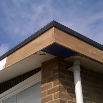 fascias and soffits installation