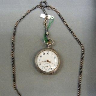 Orologio da tasca con catena