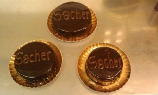Tortine Sacher