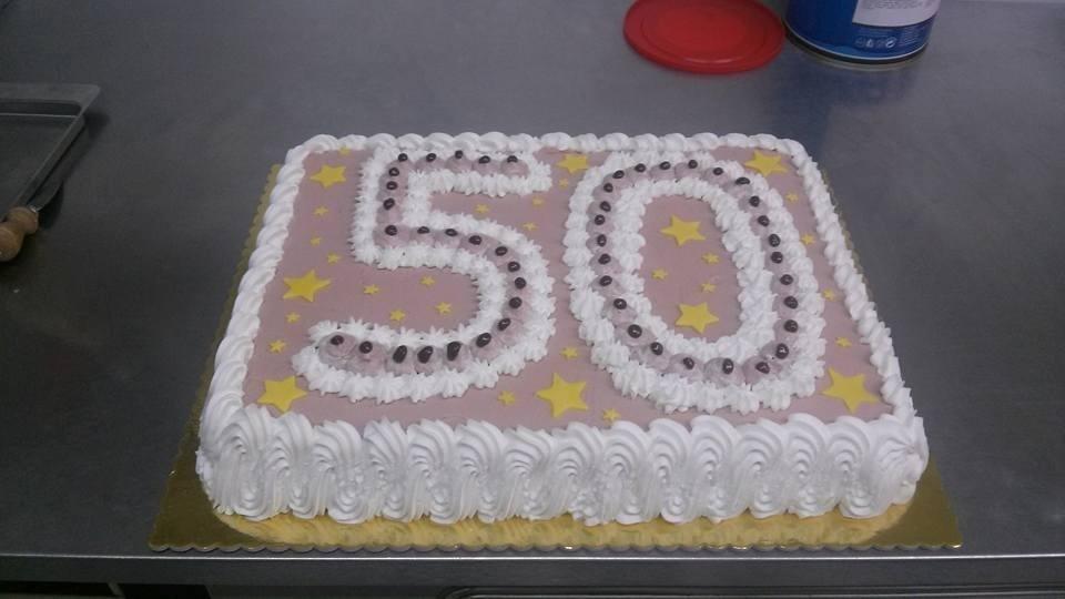 torta cinquant