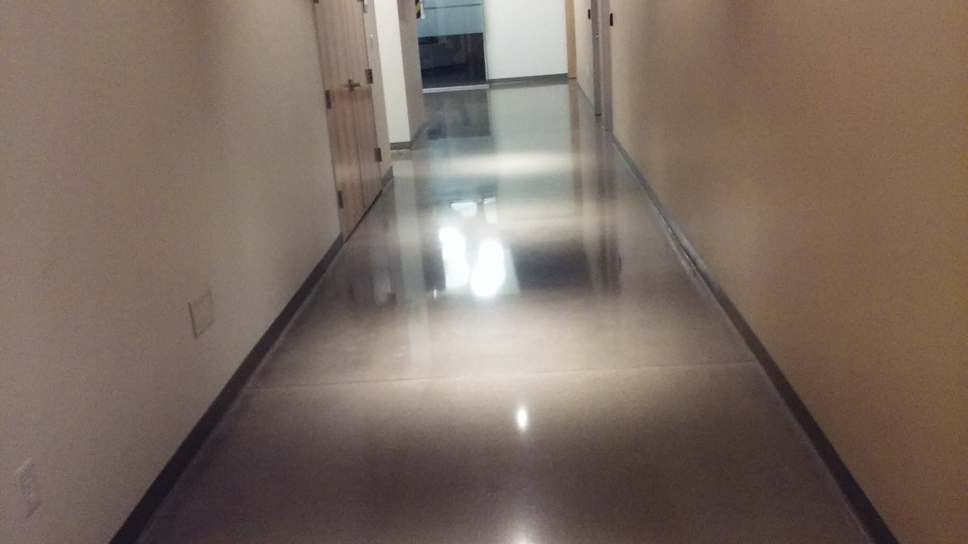 Floor cleaning project