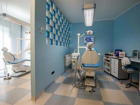 Interventi di odontoiatria conservativa