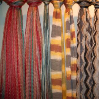 sciarpe colorate, accessori sciarpe