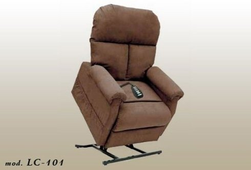 poltrona relax mod LC-101