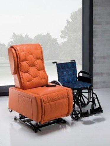poltrone speciali per disabili