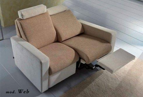 divano relax mod Web aperto