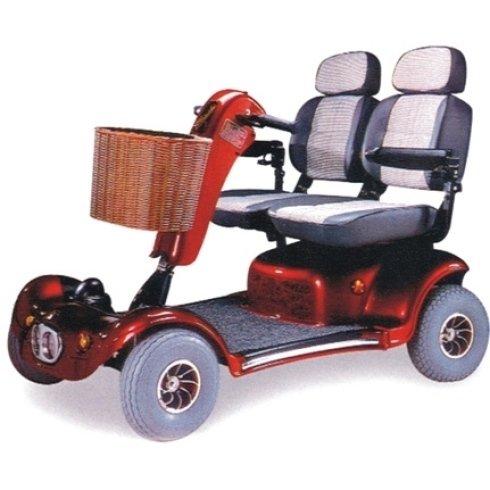 scooter elettrico modello Dhuo