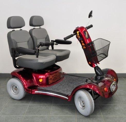 scooter elettrico biposto