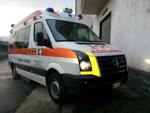 ambulanza privata