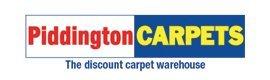 piddington carpets business logo
