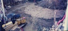 opere di scavo