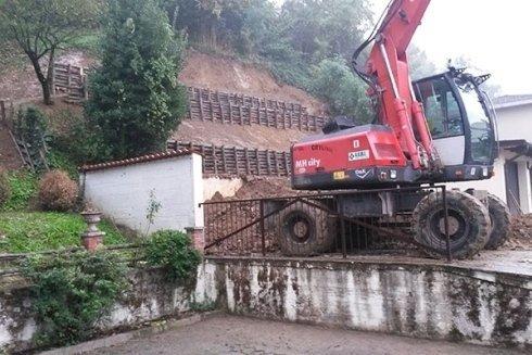 Opere di edilizia.