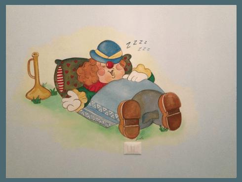Il Pagliaccio che dorme