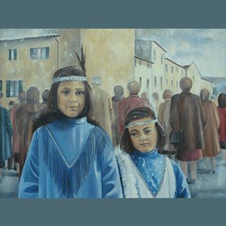 Ritratto di bambine