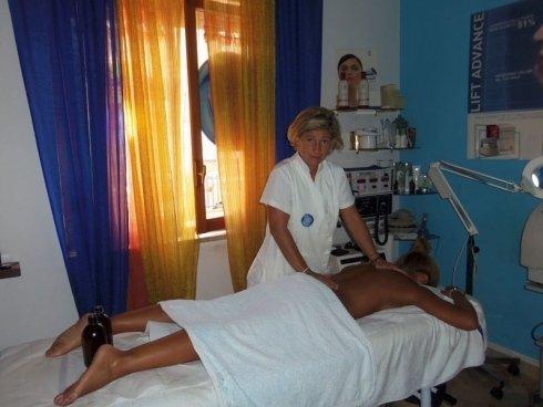 massaggi schiena