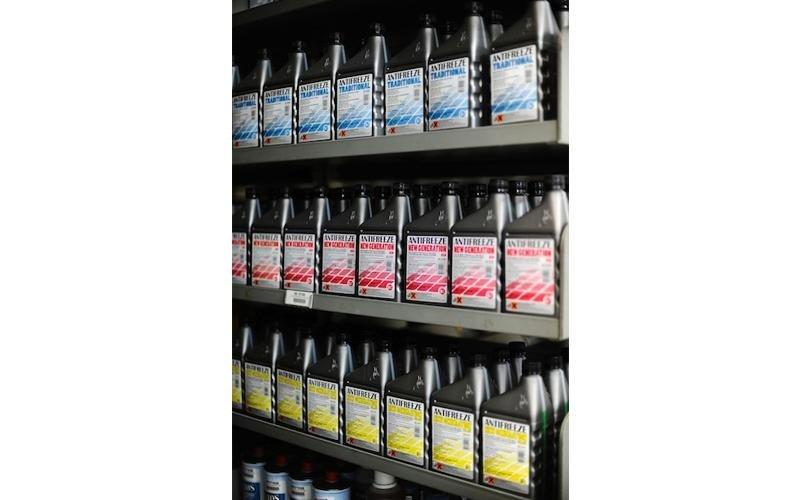 Prodotti antigelo - Como