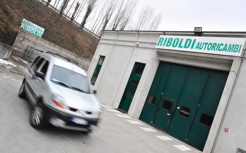 Riboldi Autoricambi - Como