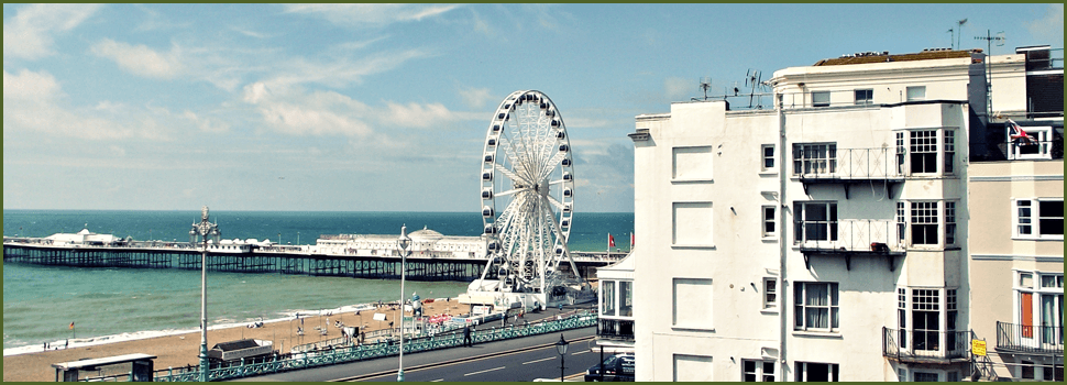 Hotels in Brighton - Brighton, Suffolk - New Cosmopolitan Ltd - Exciting View