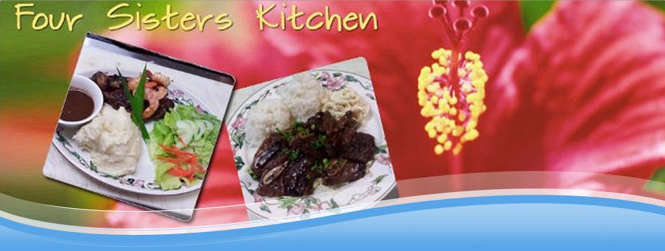 Filipino cuisine and hawaiian cuisine at our restaurant in Wailuku, HI