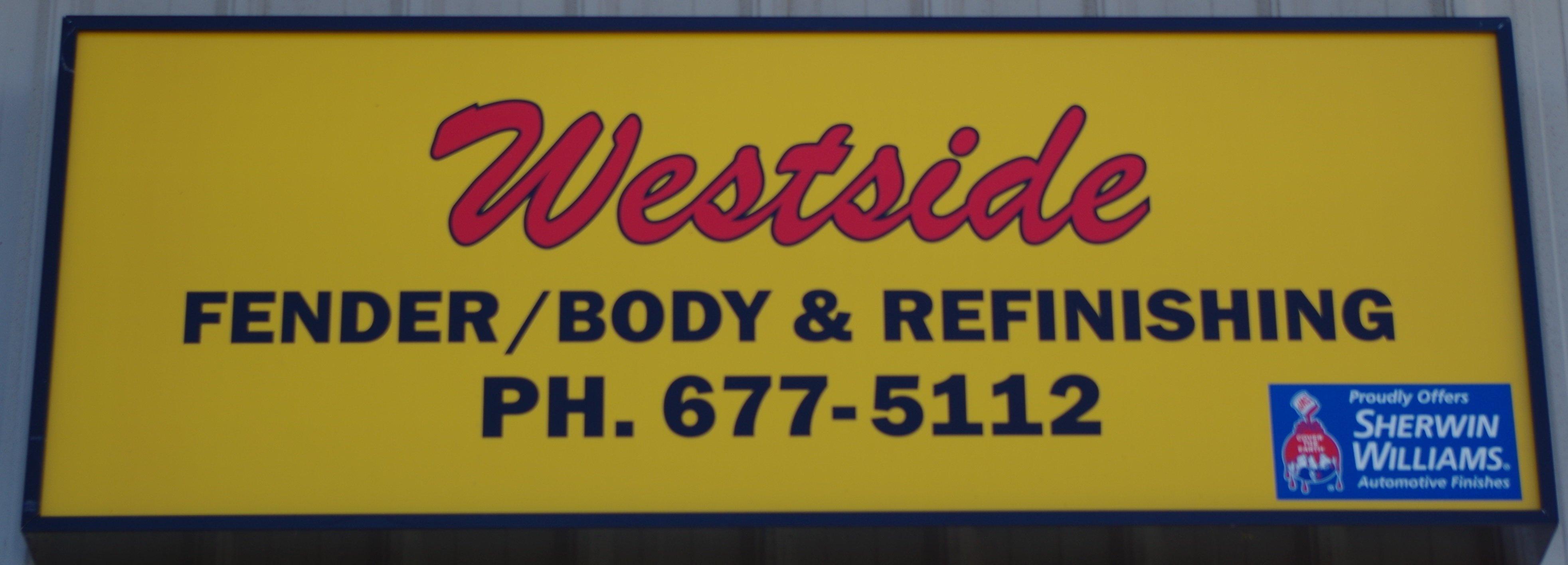 Westside Fender/Body & Refinishing