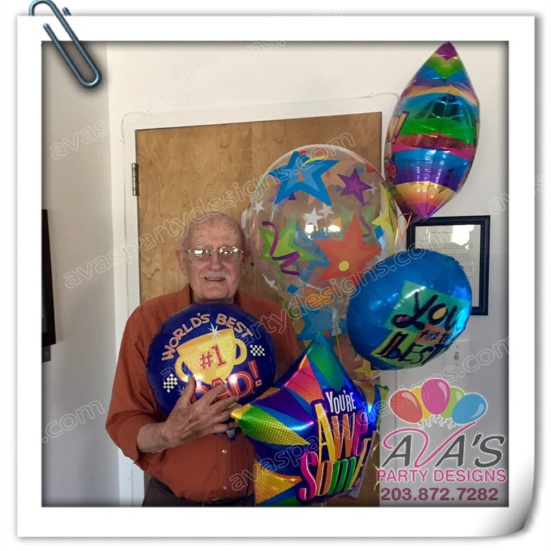 Balloon Bouquet Delivery in CT