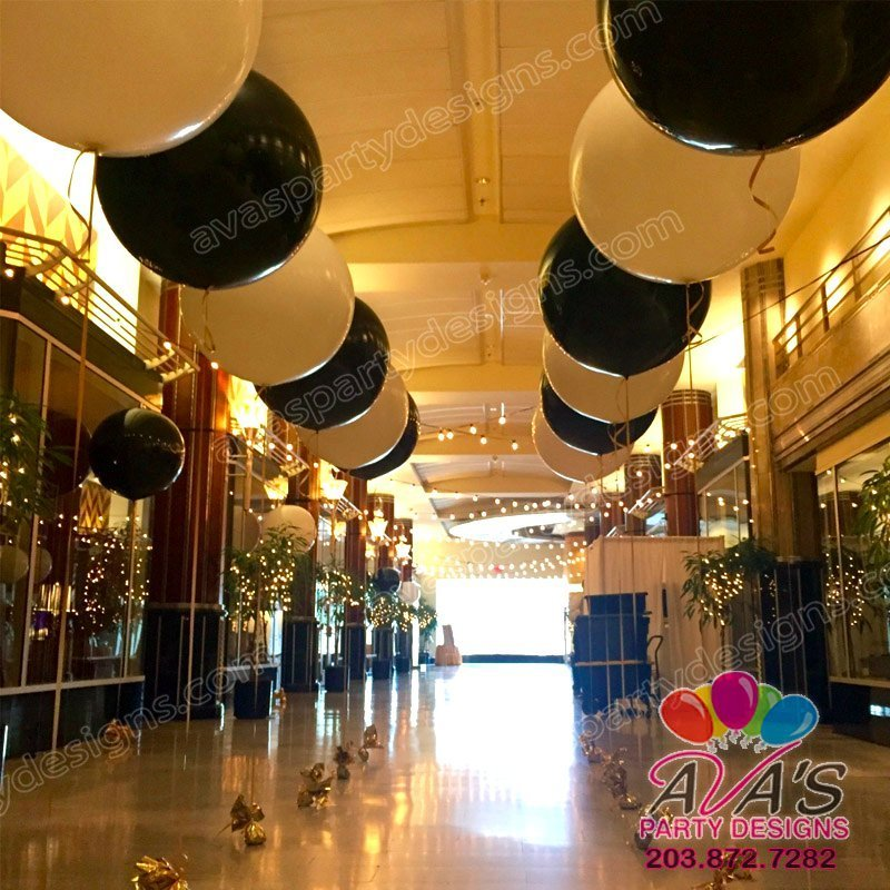 Giant 3ft Wedding Balloons, Wedding Balloon Decor