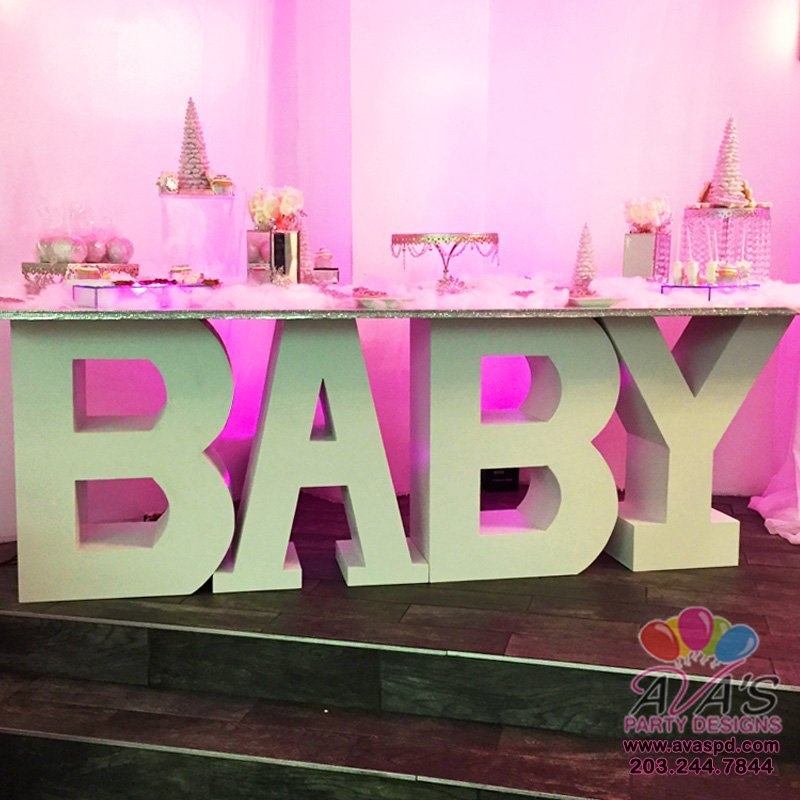 Baby Table Rentals