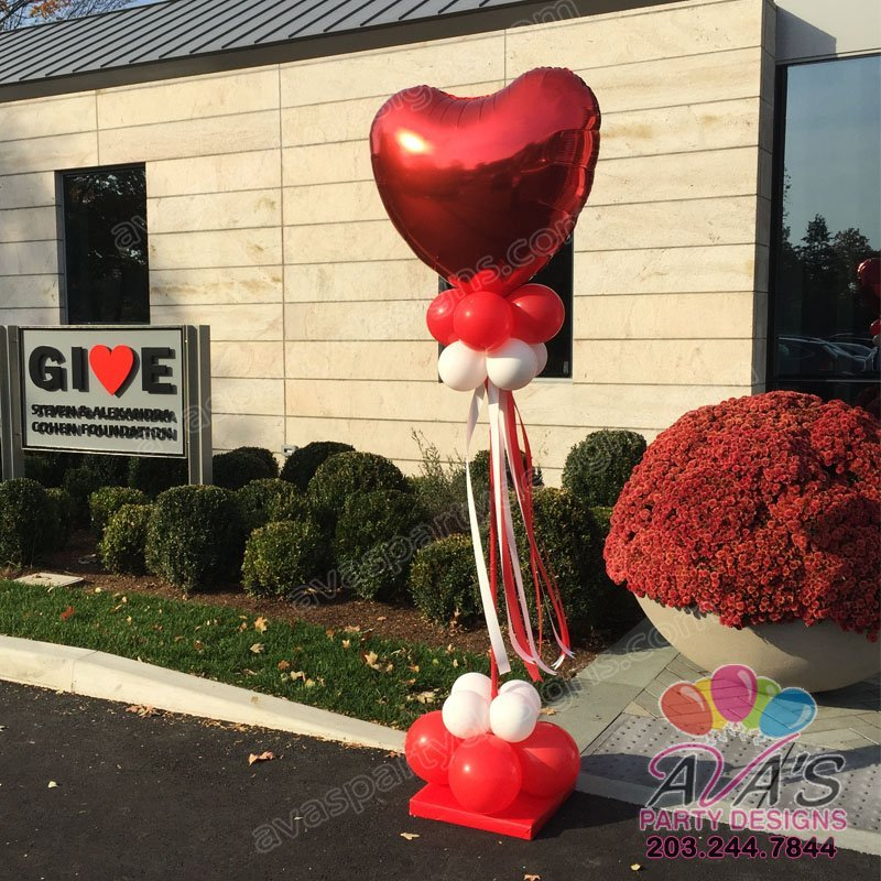 corporate balloons, corporate balloon decoration, corporate balloon ideas