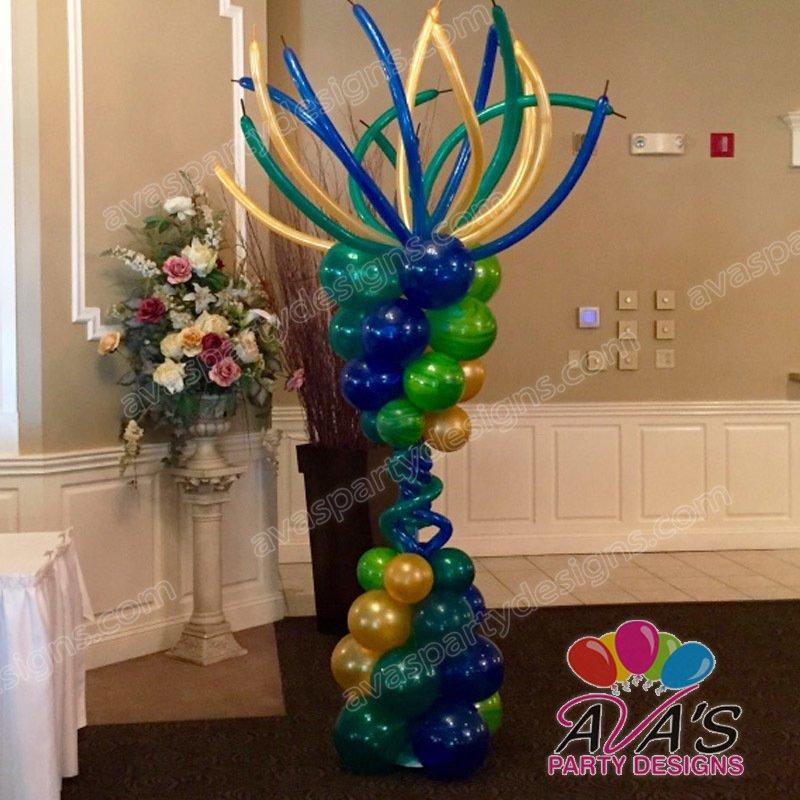 Balloon columns fairfield county ct ny 203 244 7844