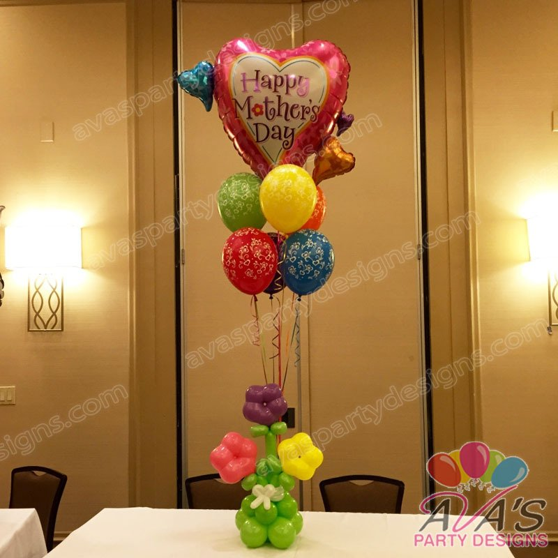 Mother's Day Balloon Bouquet, mothers day gift idea
