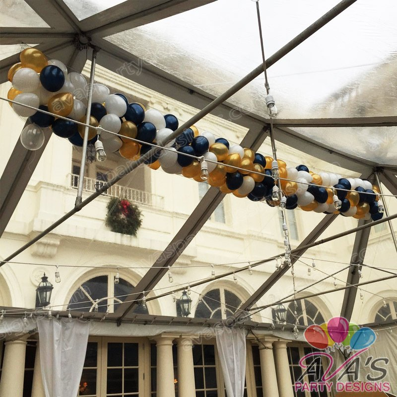 Balloon Drop, balloon decorator, wedding balloons, new year eve balloons