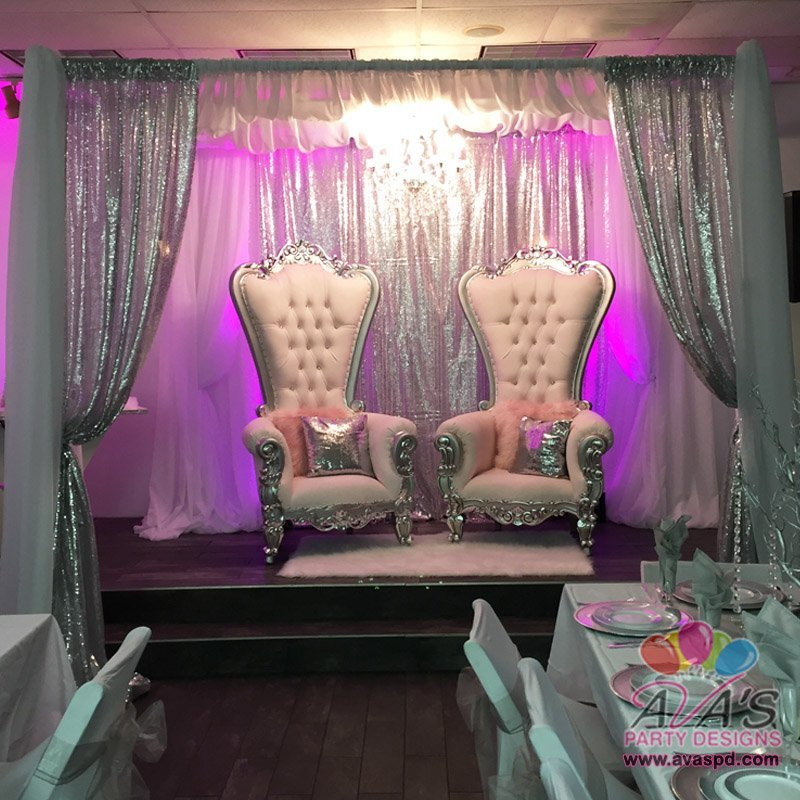 Baby Shower Rentals in CT & NY, Baby Table for rent